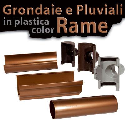Plastica for Raccordi per tubi in rame e plastica